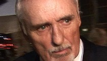 Dennis Hopper's 9-Year-Old Daughter -- Congrats, You Inherited $3 Mil