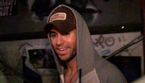 Enrique Iglesias -- I Don't Hate 'American Idol' ... 'It's a Great Show'