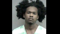 Creepa -- MTV Reality Star Arrested for Counterfeit Cash Scheme at Walmart