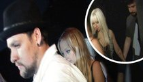 Xtina and Richie: MILFs Out with Their Duds