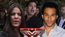 'X Factor' -- Three Finalists for TWO Hosting Spots