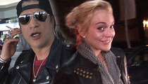 Slash DEFENDS Lindsay Lohan -- She Did NOTHING Wrong!
