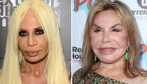 Donatella Versace vs. Mama Elsa Patton: Who'd You Rather?