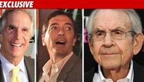 'Happy Days' Stars Pay Tribute to Tom Bosley