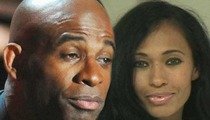 Deion Sanders -- My Child Support Payments Are TOO DAMN HIGH!