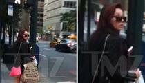 Amanda Bynes -- Flees To New York