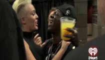 Flavor Flav to Miley Cyrus -- Nice to Meet You ... GWEN STEFANI