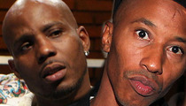 DMX Lashes Back at Fredro Starr -- 'He's 4 ft. Tall & ALL TALK'