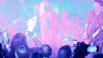 Vince Neil Sings 'Girls, Girls, Girls' ... with Teen Rockers