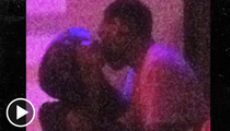 Chris Brown & Nicole Scherzinger -- Scandalous Picture ... Of Them NOT Kissing?