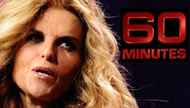 Maria Shriver to 60 Minutes -- You Tick Tick Tick Me Off!!!