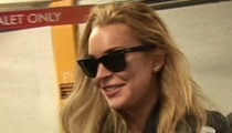Lindsay Lohan Allegedly Assaulted in Her Hotel Room