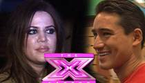Khloe Kardashian and Mario Lopez -- We'll Be Your 'X Factor' Hosts