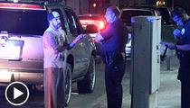 AJ McLean to Cop -- Please Don't Bust Me ... I'm a Backstreet Boy!!!