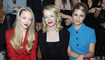Amanda Seyfried vs. Emma Stone vs. Dianna Agron: Who'd You Rather?