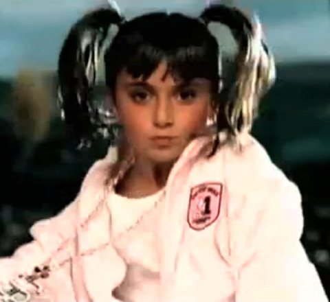 Alyson Stoner shimmied her way to fame as the mini hip-hop dancer in three of Missy Elliott's music videos.