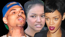 Chris Brown DUMPS Karrueche -- Rihanna's The Reason