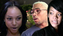 Karrueche -- Chris Brown BETRAYED Me ... He's Not 'Just Friends' with Rihanna