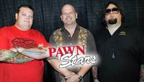 'Pawn Stars' Ex-Agent -- New Agent Stole My Clients ... SO PAY ME!