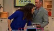 QVC Guest Host Cassie Slane Collapses On Live TV