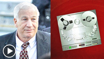 Jerry Sandusky -- I'm the VICTIM of Child Sex Conspiracy