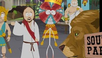 'South Park' Creators Sued -- Lollipop King Traumatized By Cartoon Tea-Bagging