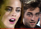 Robert Pattinson and Kristen Stewart -- 'Back Together' Just in Time for 'Twilight'