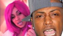 Porn Star Pinky -- I Will GLADLY Bone Mystikal on Tape