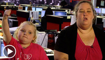 Honey Boo Boo's Mama -- 'South Park' Spoof WASN'T FUNNY