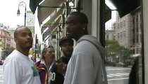 Plaxico Burress -- I'm Still In Shape ... and READY TO PLAY