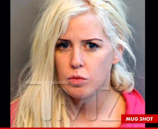 Andrea Ownbey Aka The Reigning Miss Howard Stern Pageant Winner Was Arrested For Dui Earlier This Month After Cops Say She Drunkenly Smashed