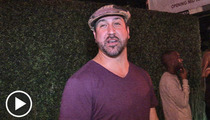 Joey Fatone -- I Didn't Go to Justin Timberlake's Wedding