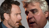Bryan Cranston -- WITNESS in Jay Leno Bike Crash