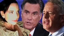 Mitt Romney -- Friend's Ex-Wife Claims Romney LIED to Screw Her in Divorce