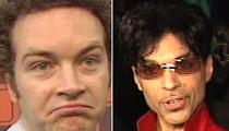 Prince and Danny Masterson Walk Into a Bar...