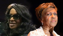Bobbi Kristina -- Grandma FOLDS In War Over $20 Mil Inheritance