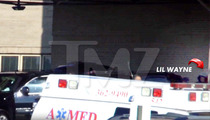 Lil Wayne Hospitalized -- SECOND SEIZURE