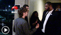 'Foster the People' Singer -- KICKED OUT of Prince Concert