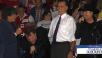 Meat Loaf -- I Love Mitt Romney, But Can't Vote for Him