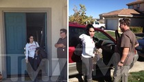 Octomom CHECKS INTO REHAB -- Kids Left with Nannies