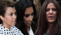 Kardashian Fam Hammered By 2nd Makeup Company -- You Stole From Us, Too!
