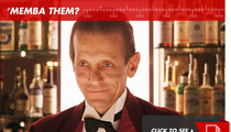 Creepy Bartender in 'The Shining': 'Memba Him?!