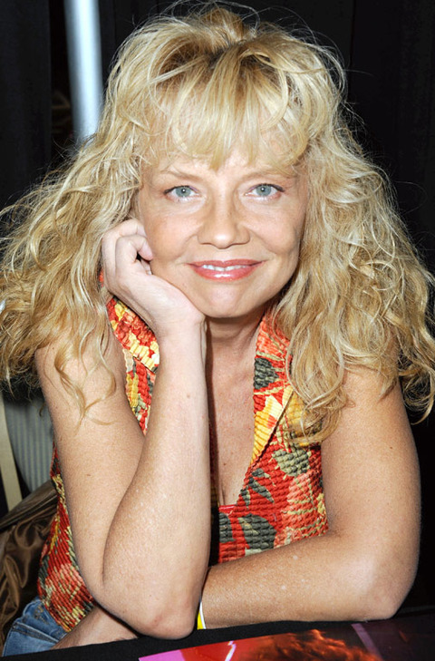 Kelli Maroney was spotted out looking peppy.