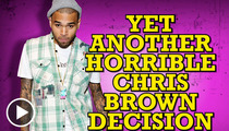 Chris Brown -- Taliban Halloween Blows Up in His Face