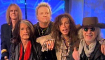 Steven Tyler -- Drops F-Bomb on 'Today' Show