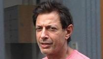 Jeff Goldblum -- Stalker Arrested Outside L.A. Theater