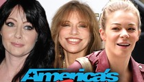 'America's Got Talent' Wish List -- Shannen Doherty, Carly Simon and LeAnn Rimes