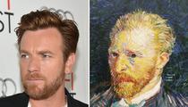 Ewan McGregor Is a Priceless Piece of Art?!