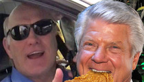 Terry Bradshaw -- I'm NOT a Racist ... But Jimmy Johnson Does LOVE Chicken