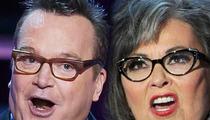 Tom Arnold -- I'm NOT Voting For Roseanne